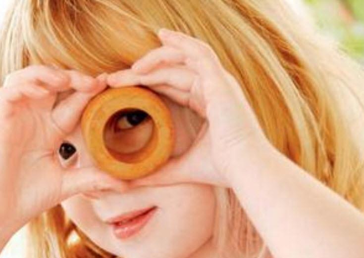保护眼睛要从胎儿抓起