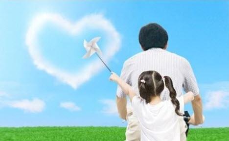 寻找爸爸的爱